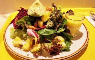 frai exotic greens salat
