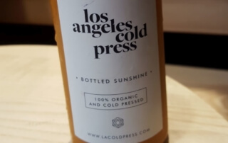 LA Cold Press Saft