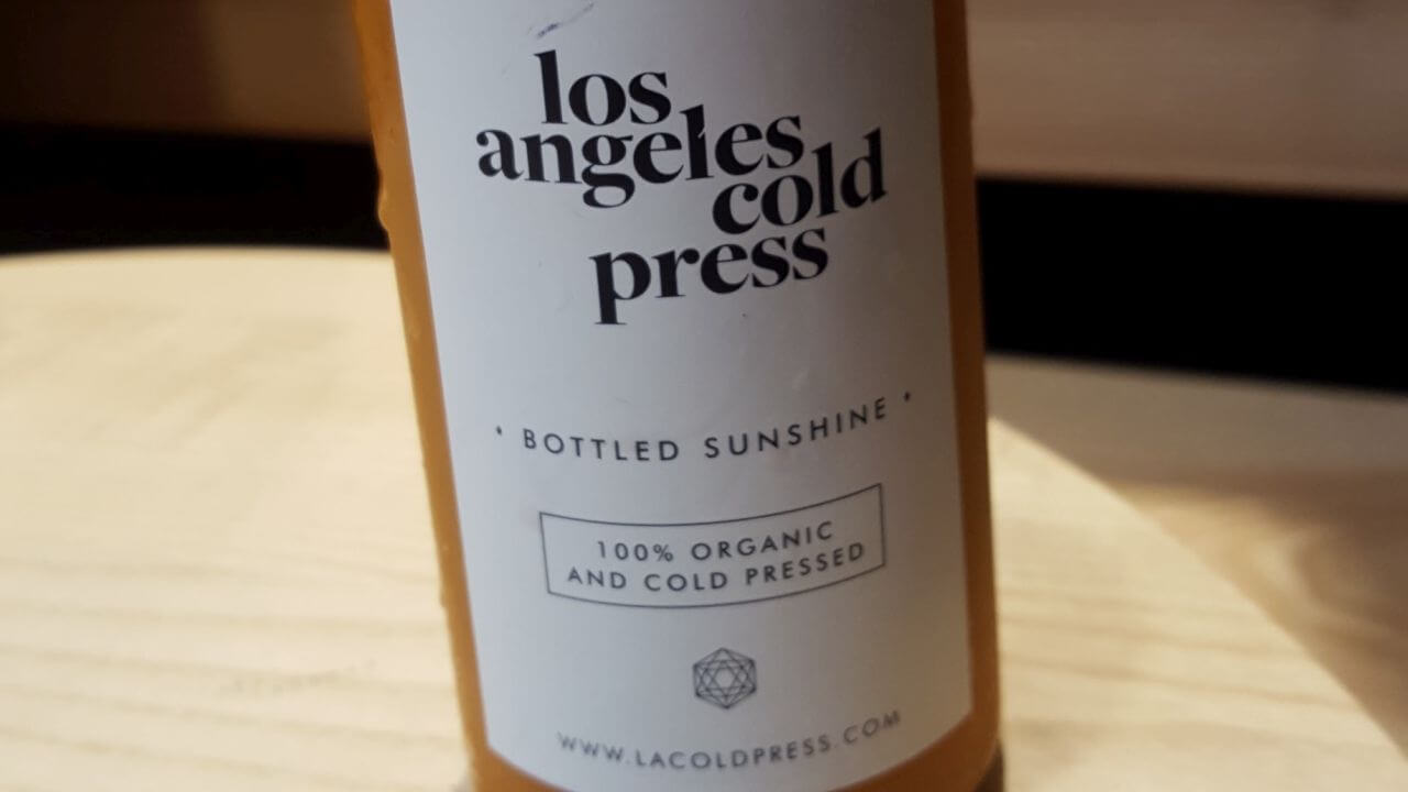 LA Cold Press Saft
