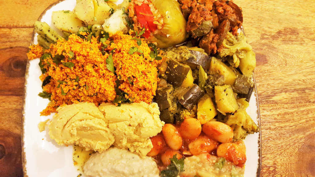 Mezem Catering - Mediterranean deli food