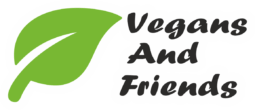 Vegans And Friends Logo