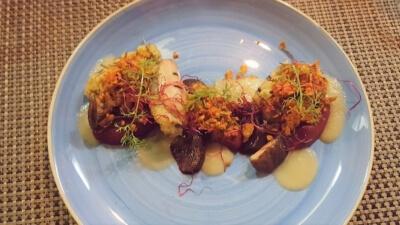 Kopps Hauptgang Abendmenü