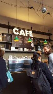 Kaffee 9 Kreuzberg