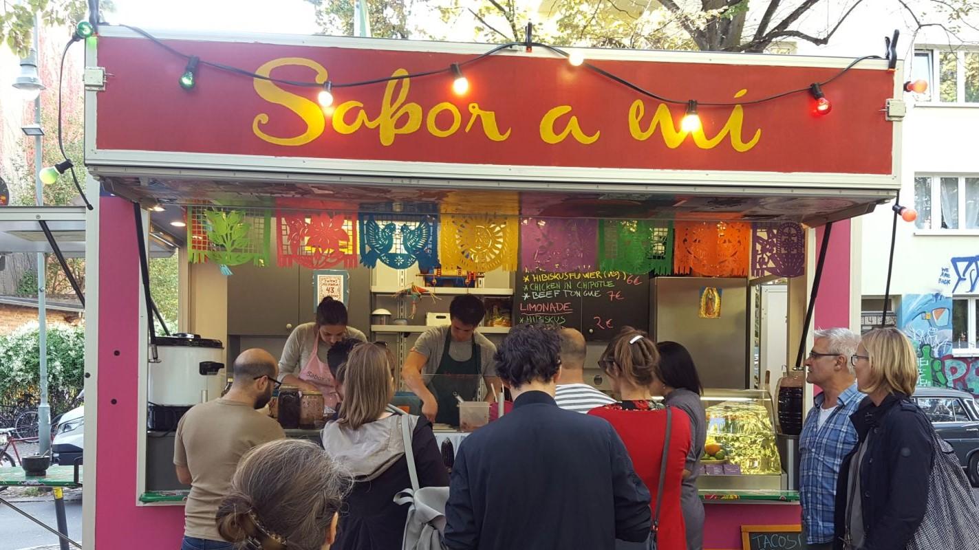 Food Truck von Sabor a mi