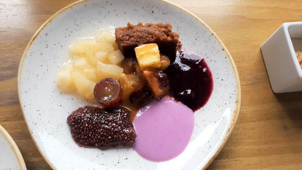 Kopps Brunch Dessertteller