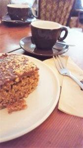Greenhouse Kaffee und Kuchen