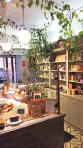 Greenhouse Kuchenvitrine und Lebensmittel