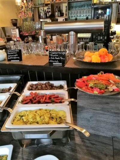 Kopps Brunch Buffet warm