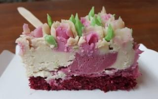 The Green Market - Rohkost Torte