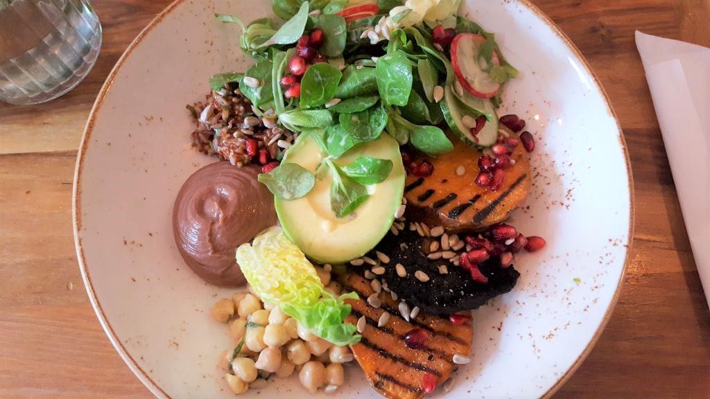 Vegane Bowl von Spindler