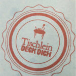Tischlein Deck Dich logo - Eating Out In Graz Special