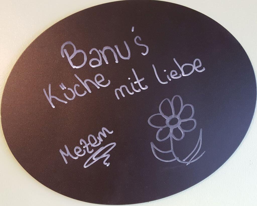 Mezem sign Banu