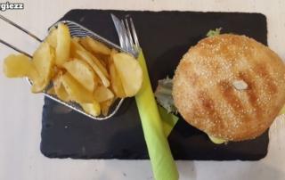 Veggiezz Wien / Vienna - Smoky Burger