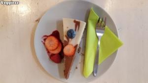 Veggiezz Raw Cheesecake