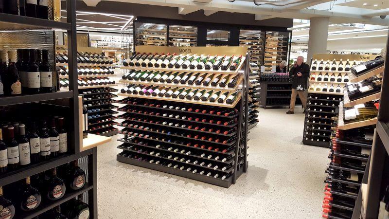 KaDeWe Weinabteilung