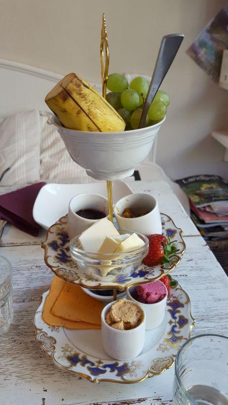 Café Wohntraum veganes Frühstück