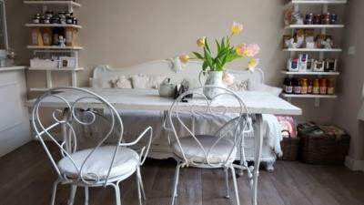 Café Wohntraum Interieur