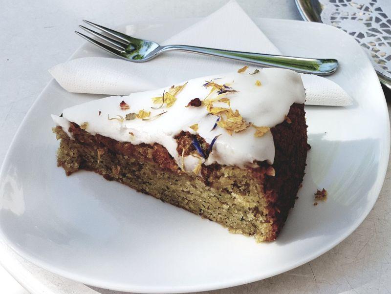Café Wohntraum piece of cake