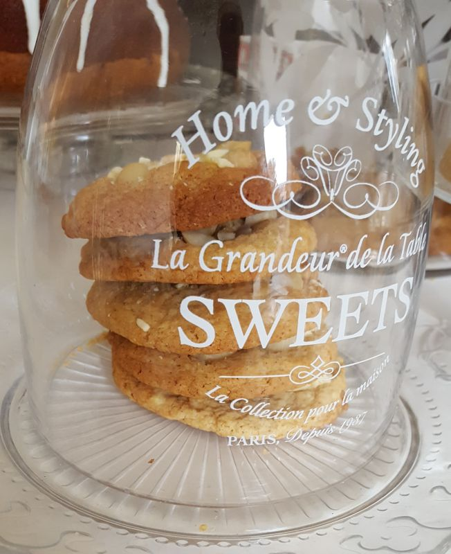 Café Wohntraum Nuss Cookies