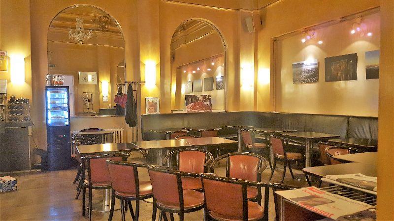 Café Rix interior