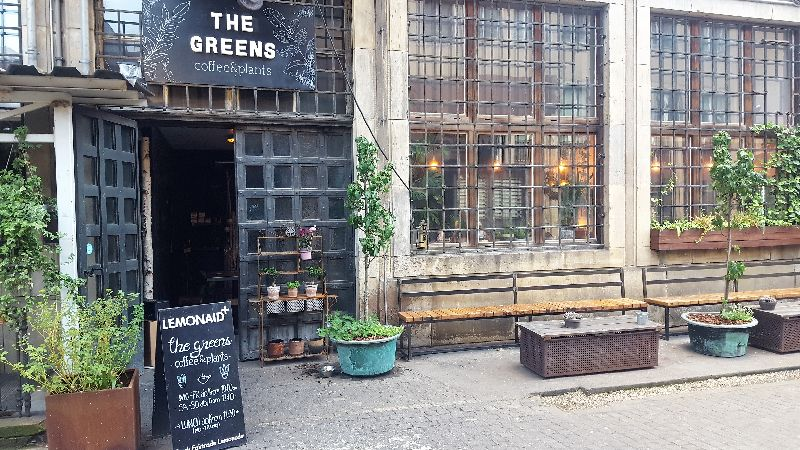 The Greens Aussenansicht