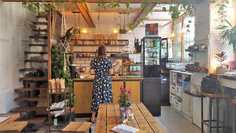 The Greens Coffee Bar