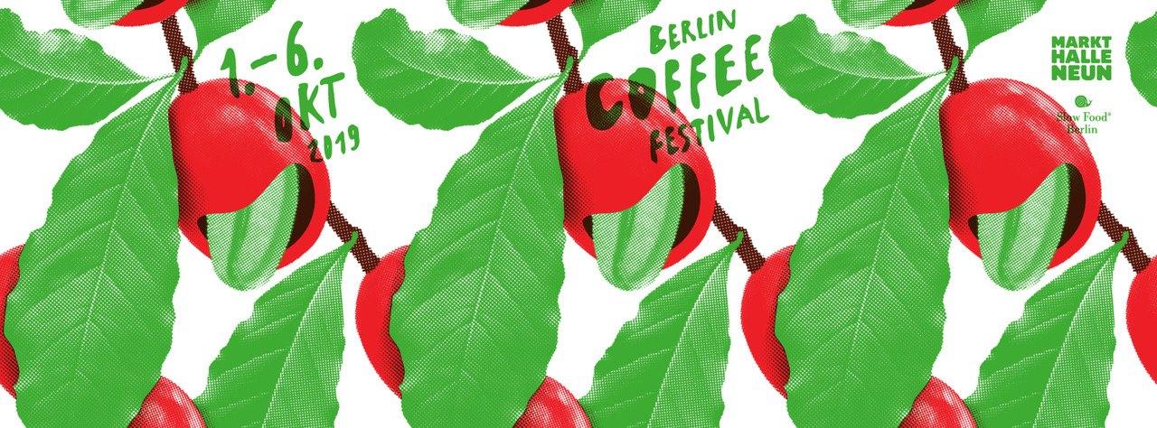 Berlin Coffee Festival 2019 banner