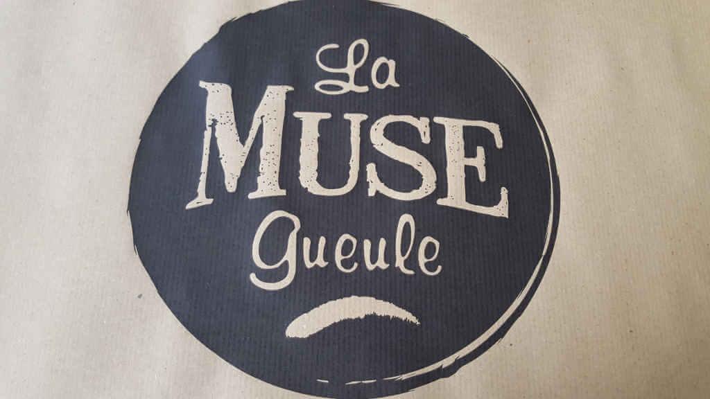 La muse gueule Logo