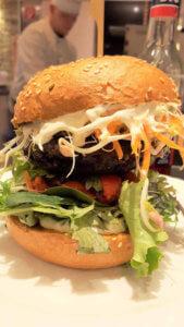 Burger of the month - New Burger Bar KaDeWe - Burger Special Berlin