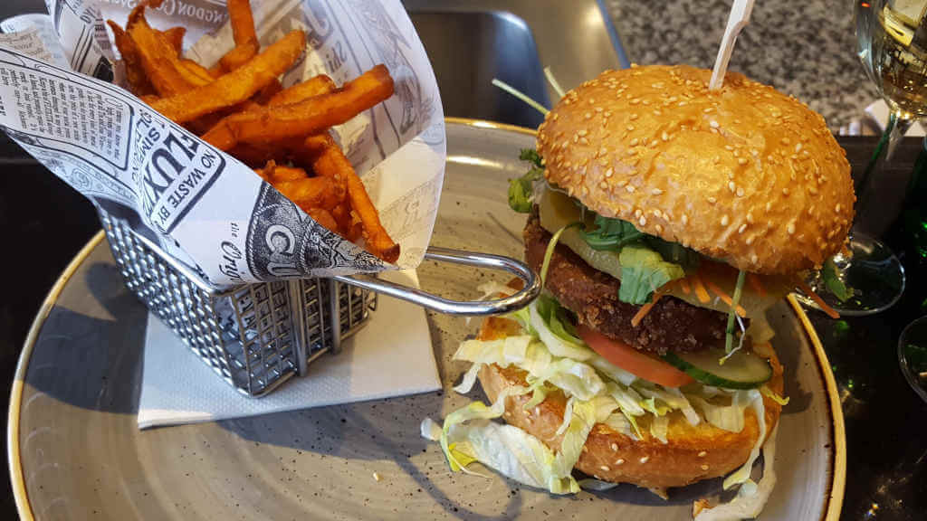 The IT-Burger Beyondmeat - Burger Special Berlin
