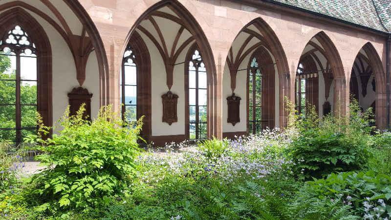 Basler Münster Kreuzgang
