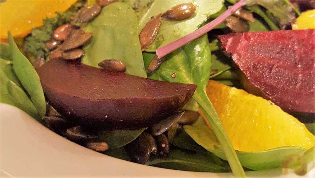 Beet Salad - Hard Rock Cafe - Rote Beete Salat