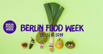 Berlin Food Week 2019