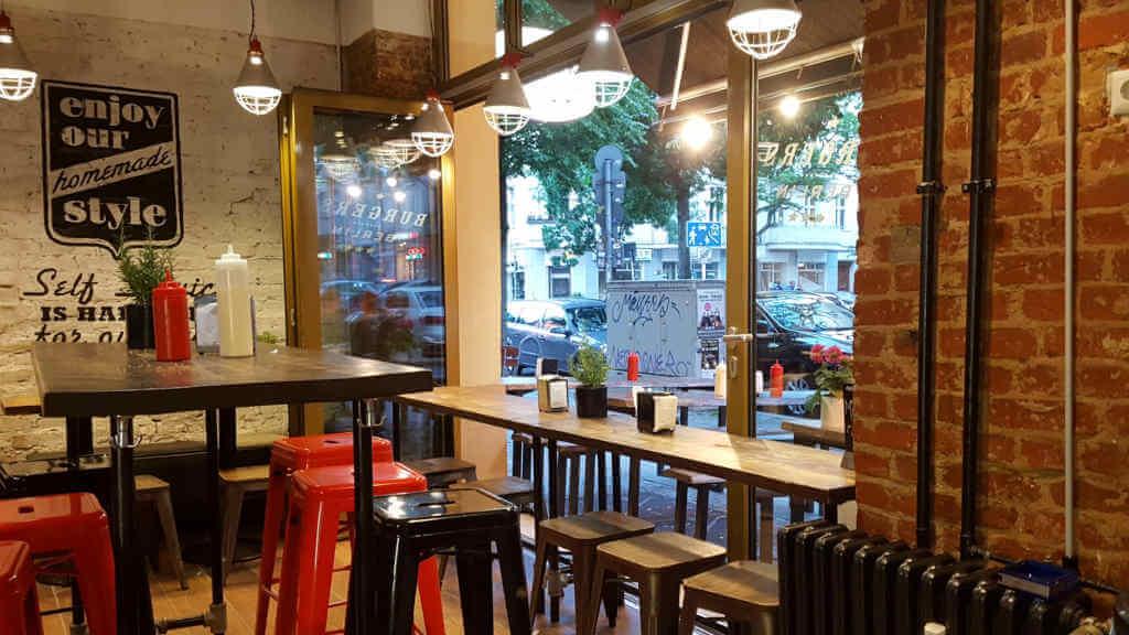 Burgers Berlin innen - Burger Special Berlin