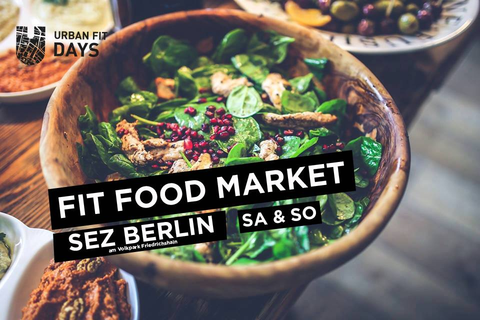 Fit Food Market 2019 - Event Pic