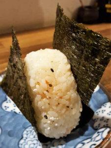Heno Heno Onigiri - Japenese rice bag