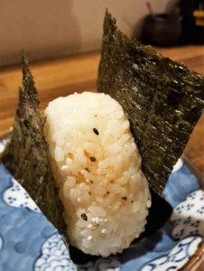 Heno Heno Onigiri - japanische Reistasche