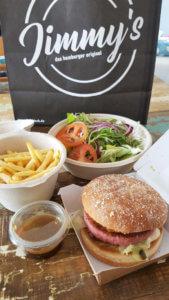 Burger Special Berlin - Jim Block take away