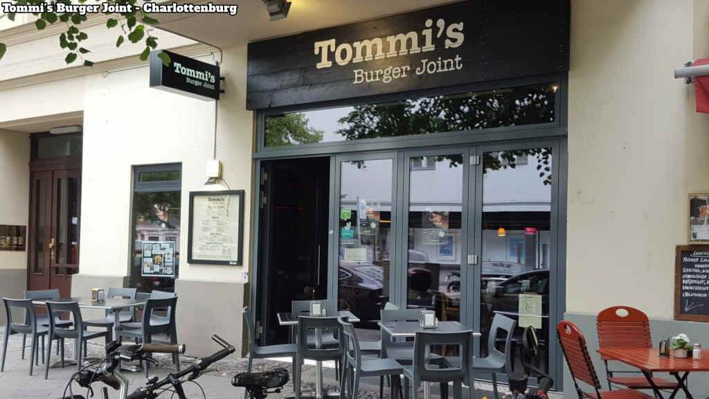Tommi's Burger Joint Ku'damm - Burger Special Berlin