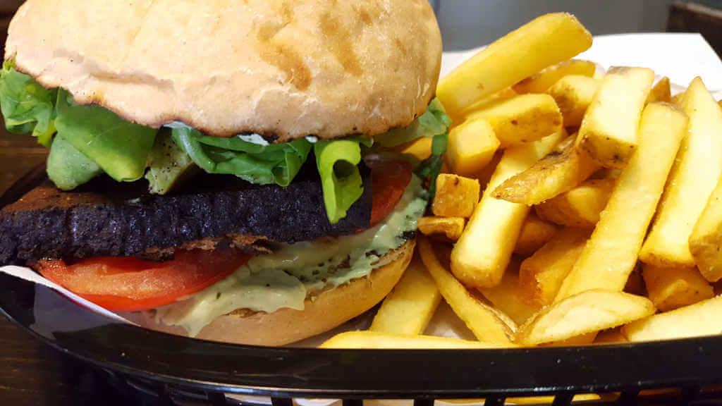 Wilhelmsburger The Vegan - Burger Special Berlin