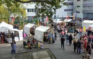 Japan Food Festival Berlin Aussenbereich