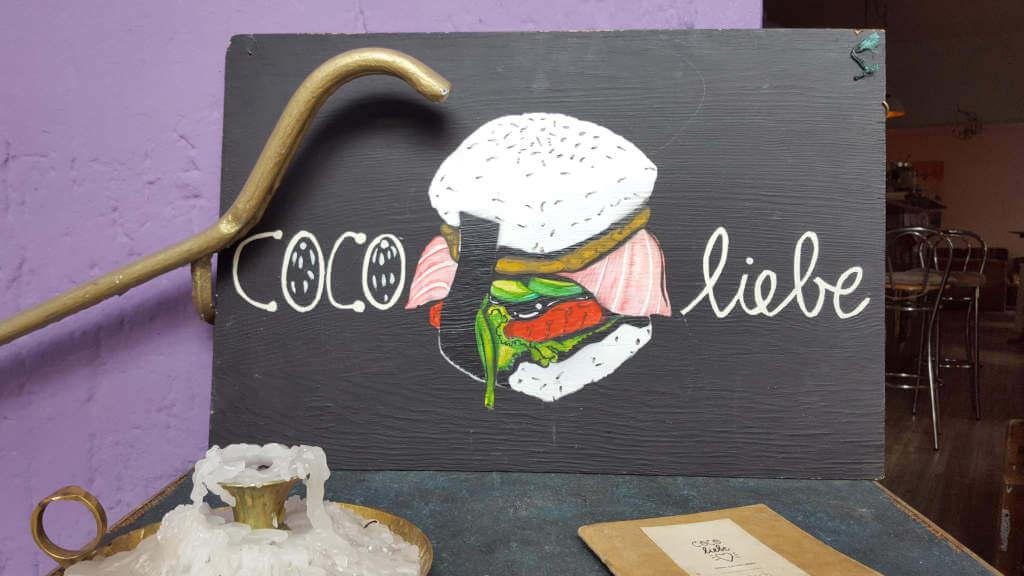 Coco Liebe - Eat the World Tour durch Neukölln