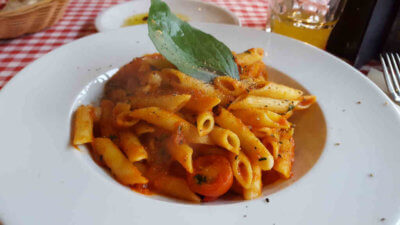 True Italian Food Festival - Penne all'arrabbiata
