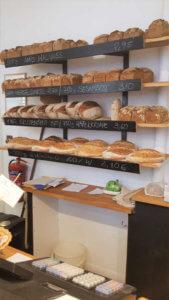 Königliche Backstube Brot
