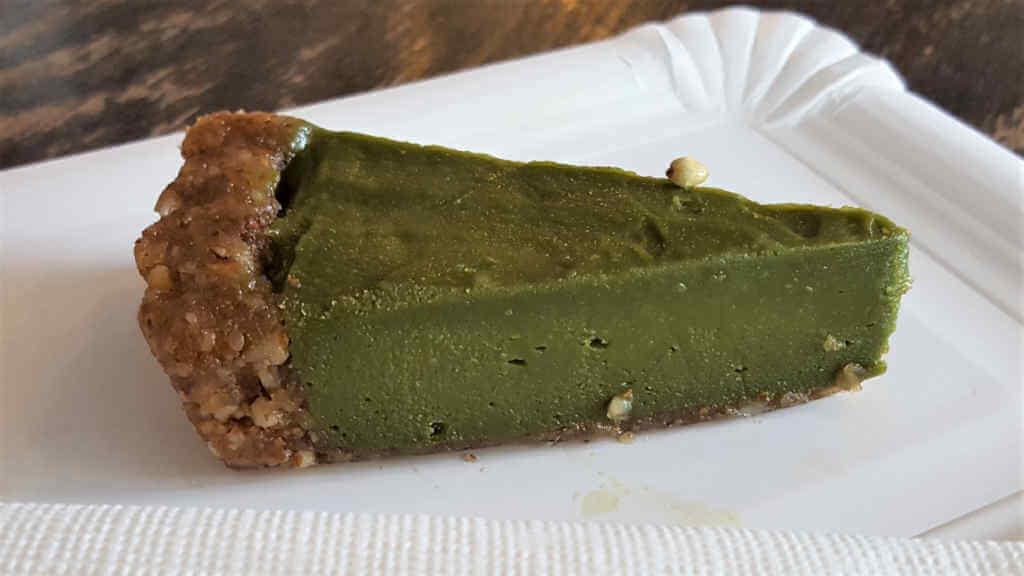 Matcha-Schoko-Kuchen