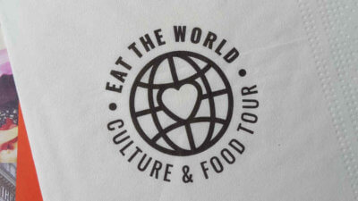 Eat the World - kulinarische Tour durch Neukölln