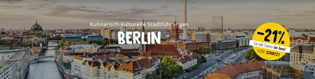 Eat the World Berlin Neustart Juni 2021 Rabattcode