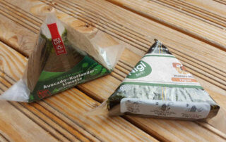 Onigiri von Rice Up und Nigi - Japan Food Festival Berlin