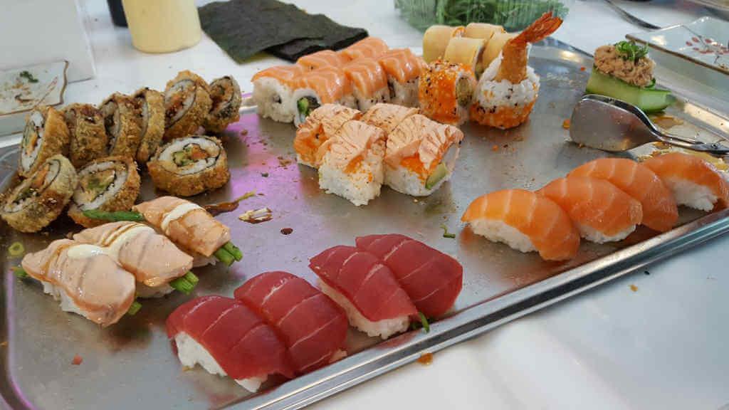 Sushi von Mr. Hai - Japan Food Festival Berlin