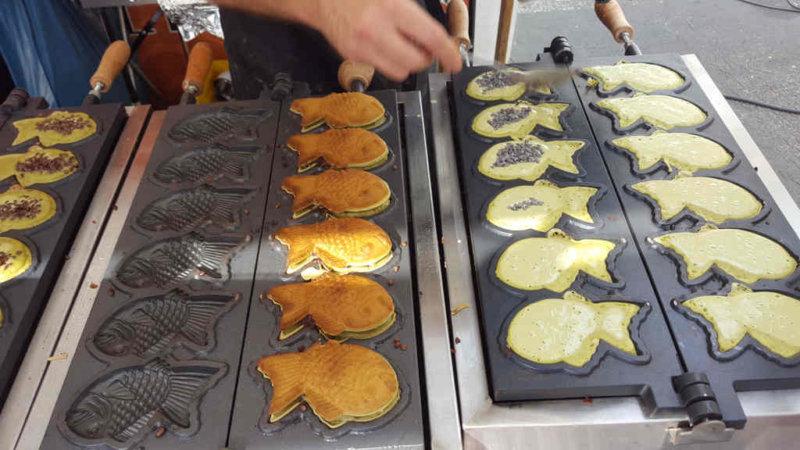 Taiyaki von TocToc - Japan Food Festival Berlin